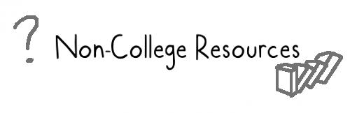 non-college resources
